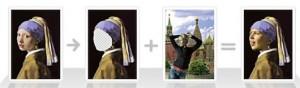 Immagine del sito Montagraph per creare avatar online