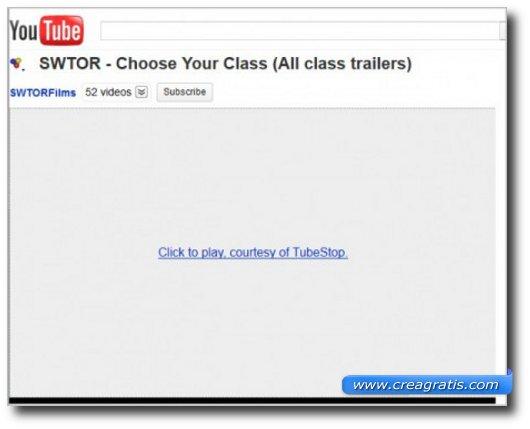 Estensione per Firefox per rimuovere la pubblicità da YouTube