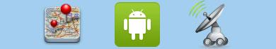 Navigatore Android offline via GPS