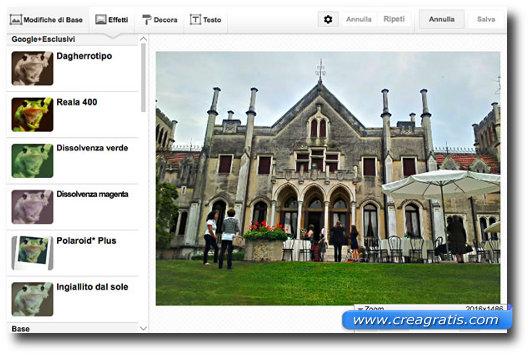 Immagine di Picnik su Google+