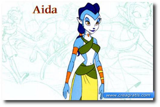 Immagine generica sull'AIDA