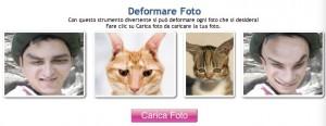 Immagine dell'app Scrapee per deformare foto