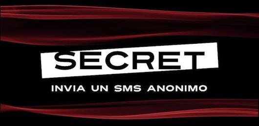 Immagine dell'applicazione Secret - SMS Anonimo per Android