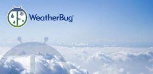 Immagine dell'app WeatherBug per Android