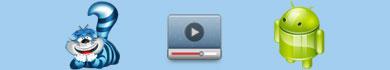 Vedere cartoni animati su Android