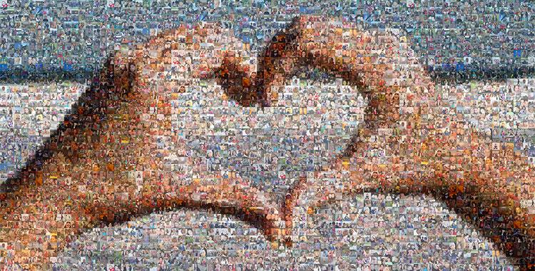 Siti per creare mosaici online