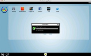 Immagine del software BlueStacks App Player