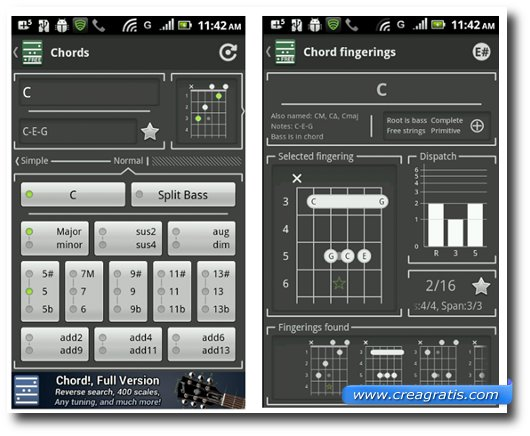 Immagine dell'app Chord! Free per Android