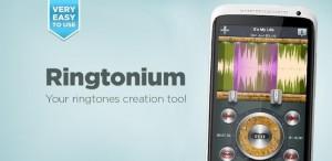 Immagine dell'app Ringtonium per Android