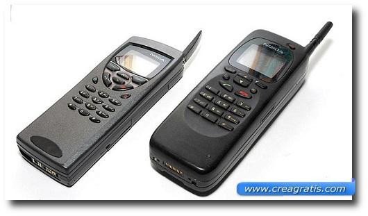 Immagine di un Nokia 9000 del 1996