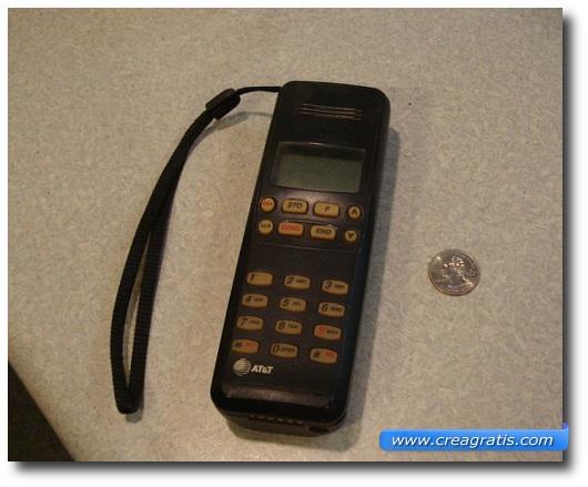 Immagine di un cellulare AT&T del 1997