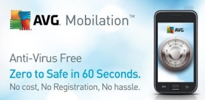 Immagine dell'app AVG Antivirus per Android
