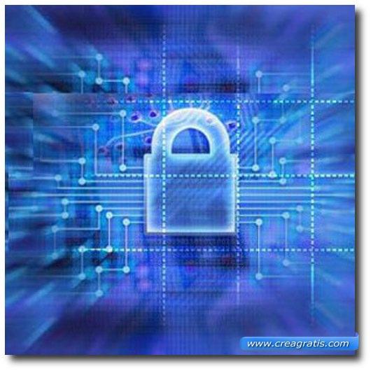Immagine generica sull'accesso ad una rete