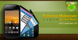 Immagine dell'app Go Launcher EX per Android