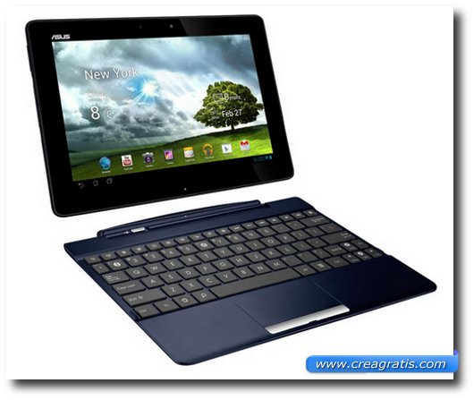 asus transformers tablet