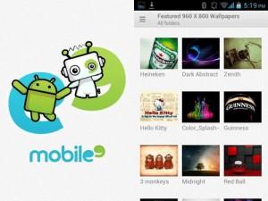Immagine dell'app Mobile9 per Android