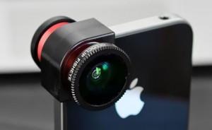 Immagine dell'accessorio Olloclip per iPhone