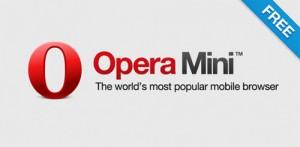 Immagine dell'app Opera Mini per Android