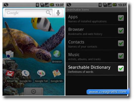 Immagine di Android Donut