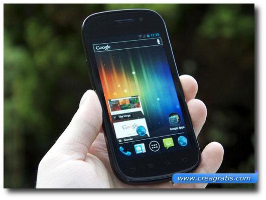 Immagine di Android Ice Cream Sandwich