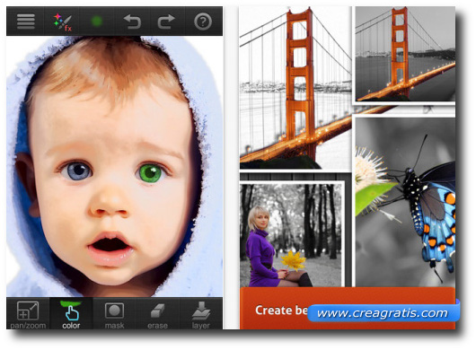 Immagine dell'applicazione Paint FX: Photo Effects Editor