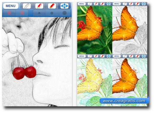 Immagine dell'app Fast Sketch