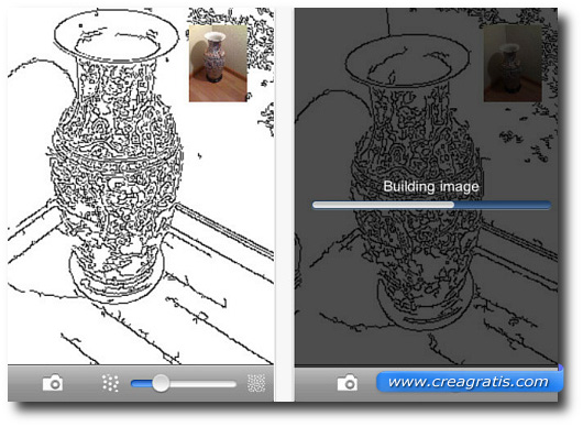 Immagine dell'app Camera Sketcher