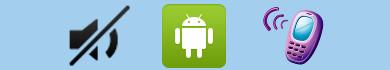 Passare in automatico alla modalità silenziosa su Android