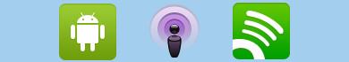 Applicazioni podcast per Android