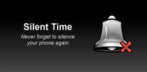 Immagine dell'applicazione Silent Time per Android