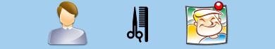 Tagli di capelli e acconciature da provare online su foto