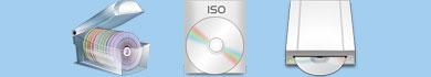 Come creare, usare e masterizzare file ISO