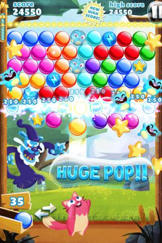 Immagine del gioco Bubble Mania