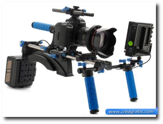 Immagine generica di una fotocamera Canon