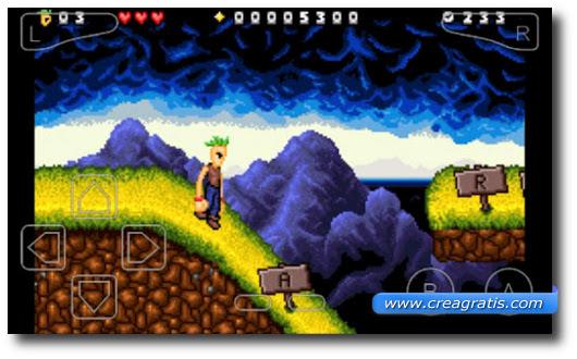 Immagine dell'emulatore My Boy! - GBA Emulator per Android