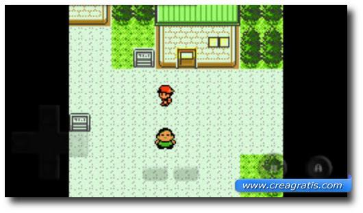 Immagine dell'emulatore Gameboy Color A.D. per Android