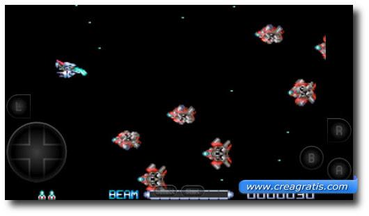 Immagine dell'emulatore GBA.emu per Android