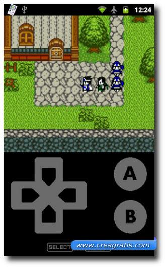Immagine dell'emulatore John GBC (GBC Emulator) per Android