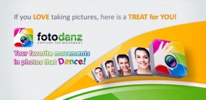 Immagine dell'applicazione Fotodanz per Android