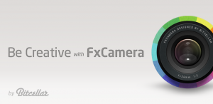 Immagine dell'applicazione FxCamera per Android