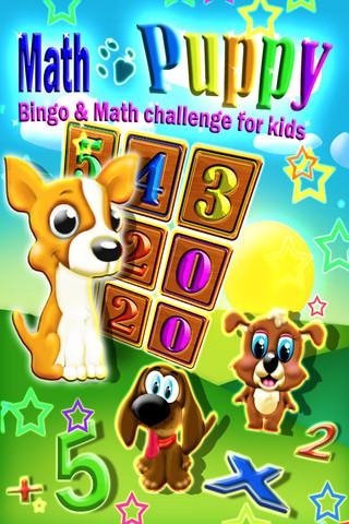 Immagine del gioco Math Puppy