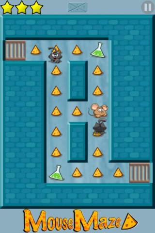 Immagine del gioco Mouse Maze Free Game