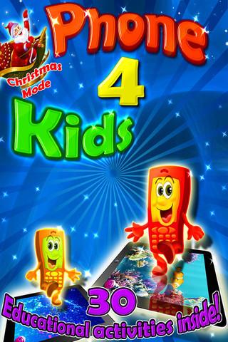 Immagine del gioco Phone 4 Kids