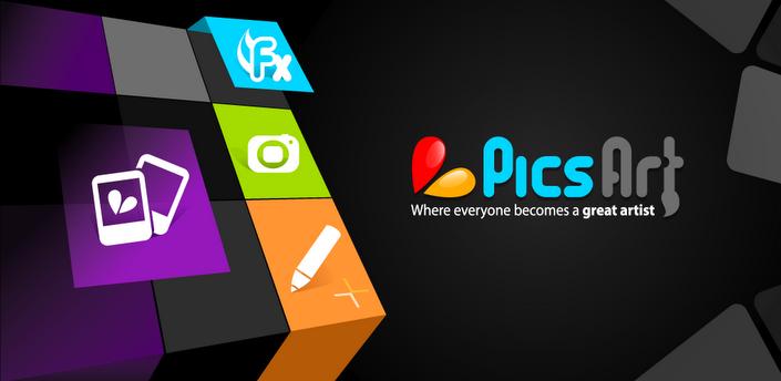 Immagine dell'applicazione PicsArt Photo Studio per Android