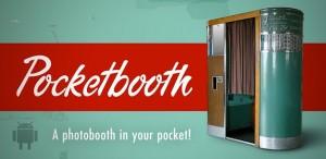 Immagine dell'applicazione Pocketbooth per Android