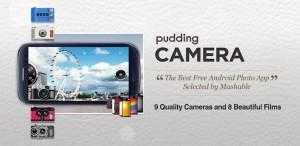 Immagine dell'applicazione Pudding Camera per Android