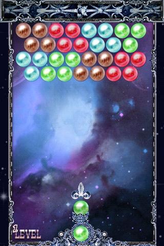 Immagine del videogioco da bar Shoot Bubble