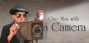 Immagine dell'applicazione Un uomo con una telecamera per Android