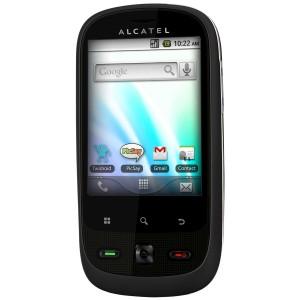Immagine dello smartphone Alcatel OT 890