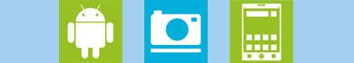 Smartphone Android come una fotocamera reflex